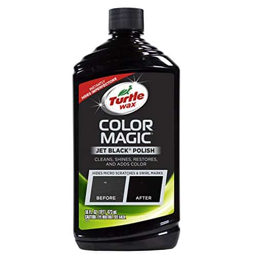 Turtle Wax T-374KTR Color Magic Car Polish