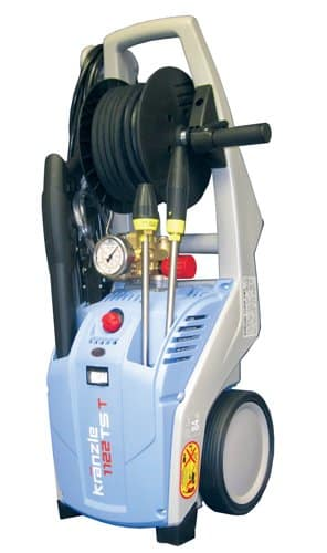 KranzelUSA K1122TST Coldwater Electric Commercial Pressure Washer with auto off.