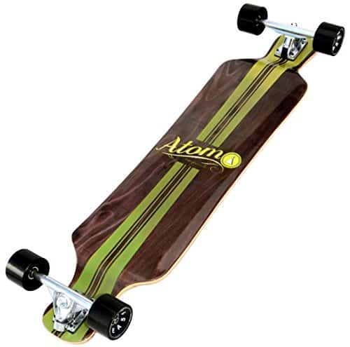 Atom Drop Deck 39in Longboard