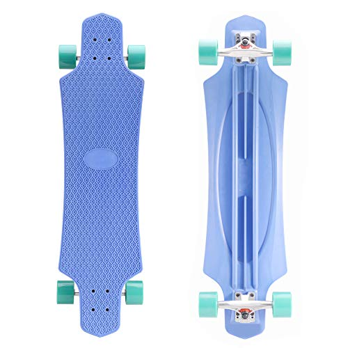 Playshion 39 Inch Drop Through Longboard
