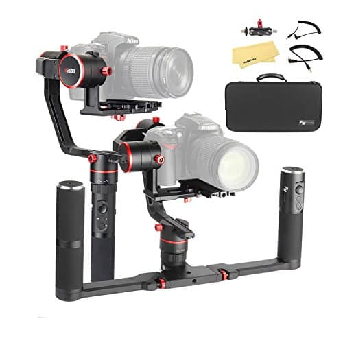Feiyu a2000 Dual Hand Grip Kit 3-Axis Camera