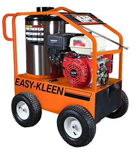 Easy-Kleen Pressure Systems Limited Commercial 4000 PSIGPM Gas Driven Hot Water Pressure washer.