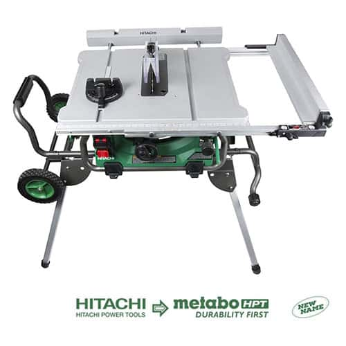 Hitachi's C10RJ Table Saw