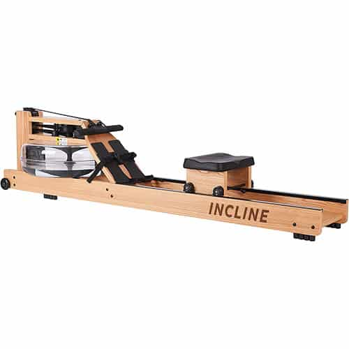 Incline Fit Water Rowing Machine