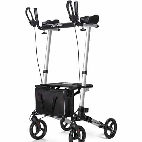 OasisSpace Narrow Lightweight Upright Walker