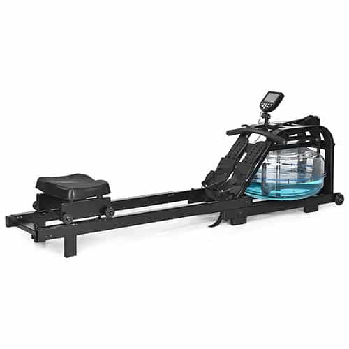 GYMAX Water Rower Machine