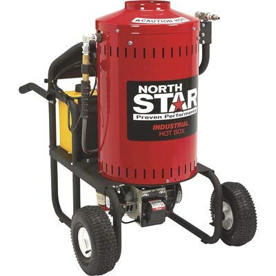Northstar Electric Wet Steam Cleaner and Hot Water Commercial Pressure Power Washer