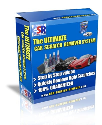 The Ultimate Car Scratch Remover Kit