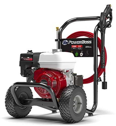 Power Boss 20726 Gas Pressure Washer, 3300 psi 2.7 gpm