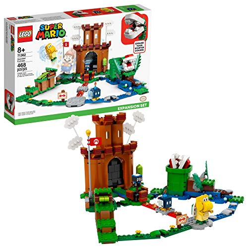 LEGO Super Mario Guarded Fortress Expansion Set 71362 Building Kit